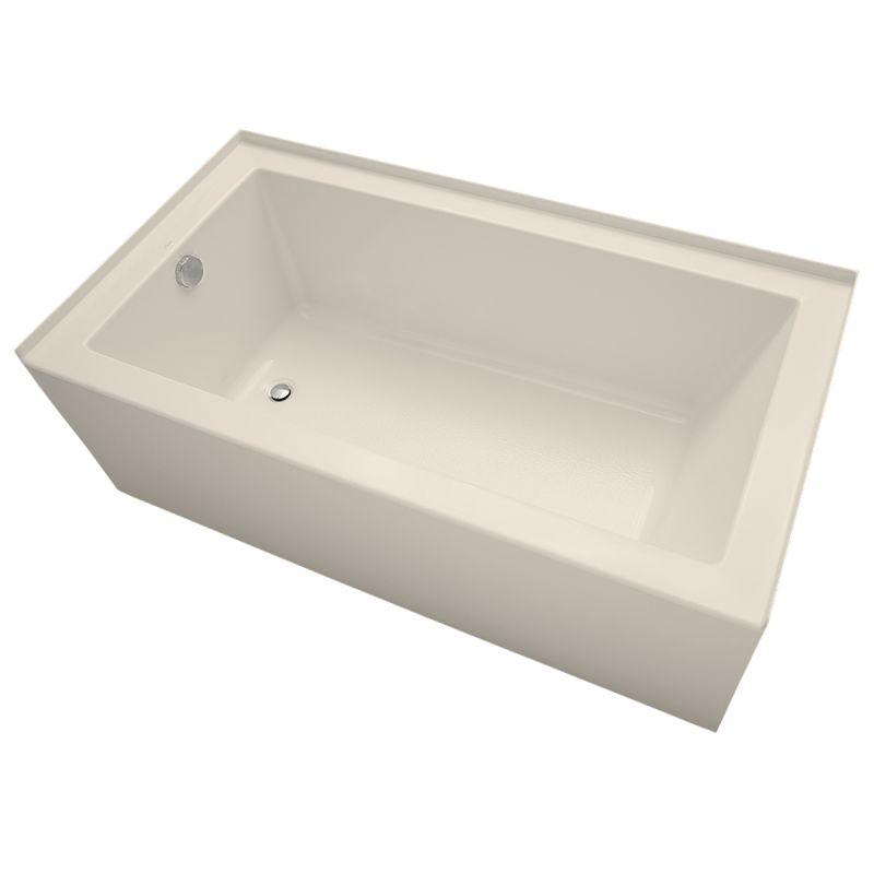 Acrylic Bathtub 60 X 32. shop endurance ibis 60 in white acrylic ...