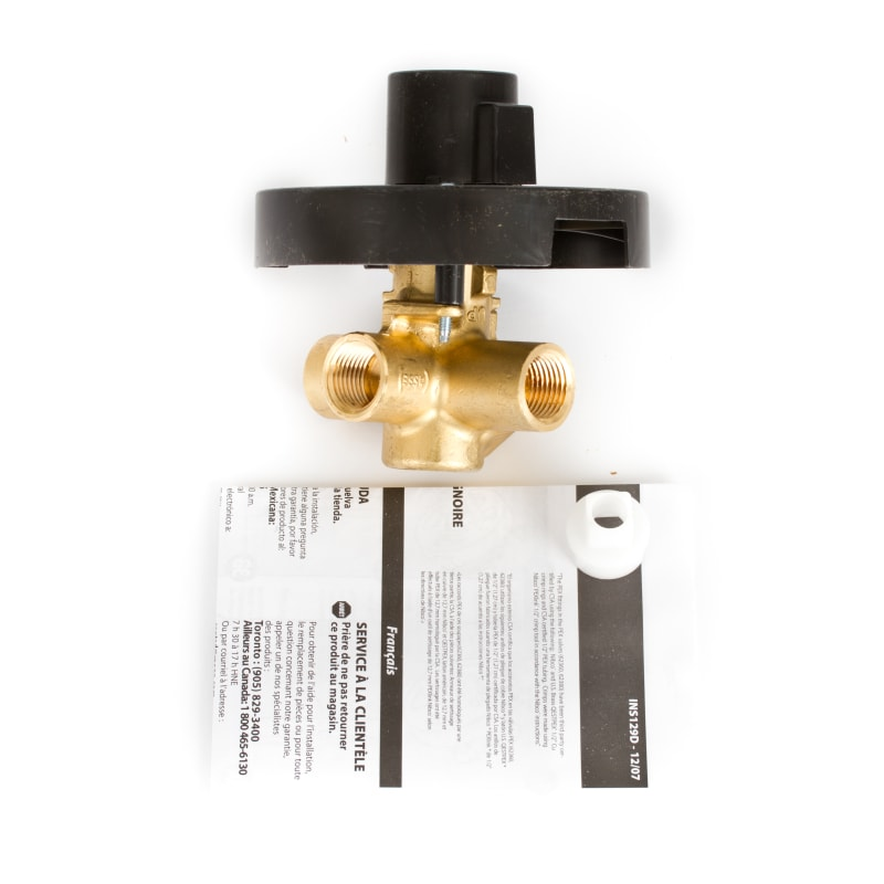 2510 Posi-Temp Pressure Balancing Tub and Shower Valve Replace for Moen 1//2-Inch IPS Connections