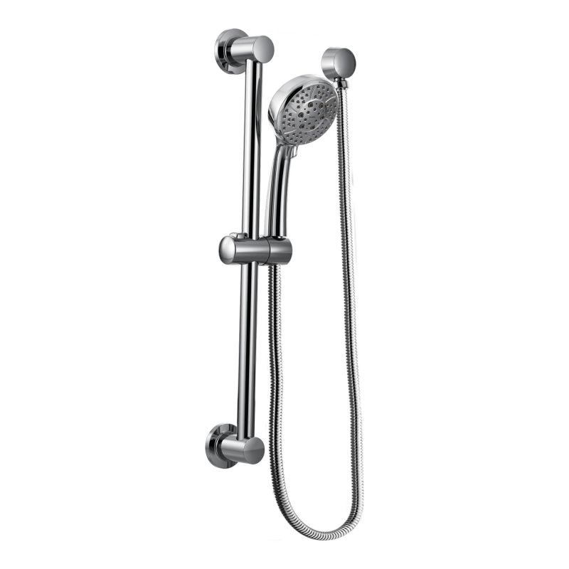 Moen 3669ep Chrome Multi Function Hand Shower Package With Hose And