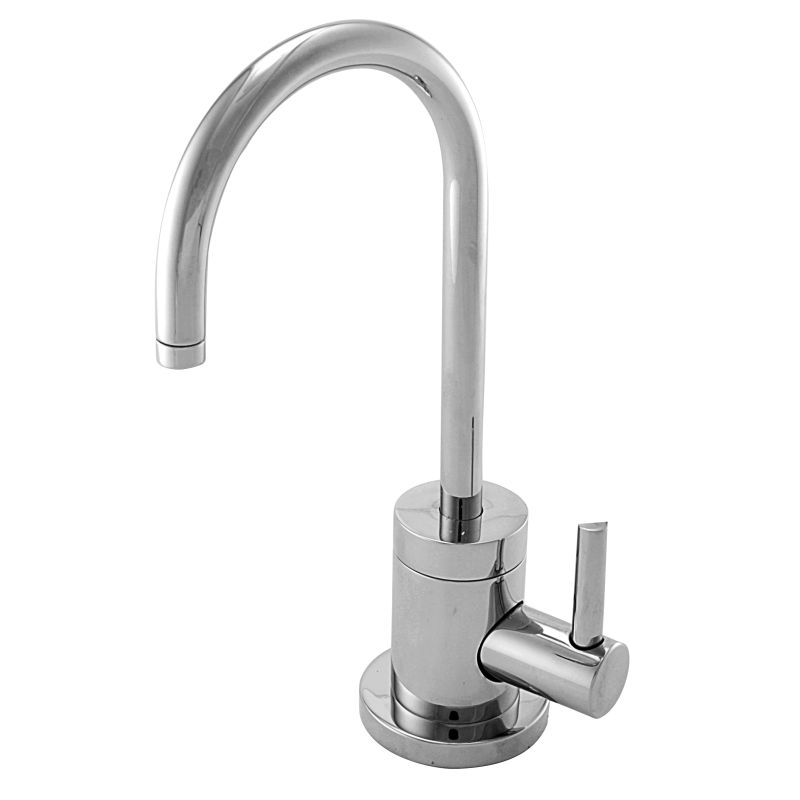 Newport Brass 106C/26 Polished Chrome East Linear Single Handle Cold ...