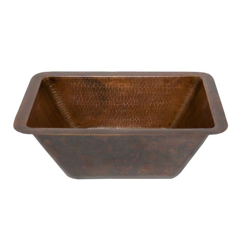 Premier Copper Products BRECDB2 Oil Rubbed Bronze Rectangle Copper ...