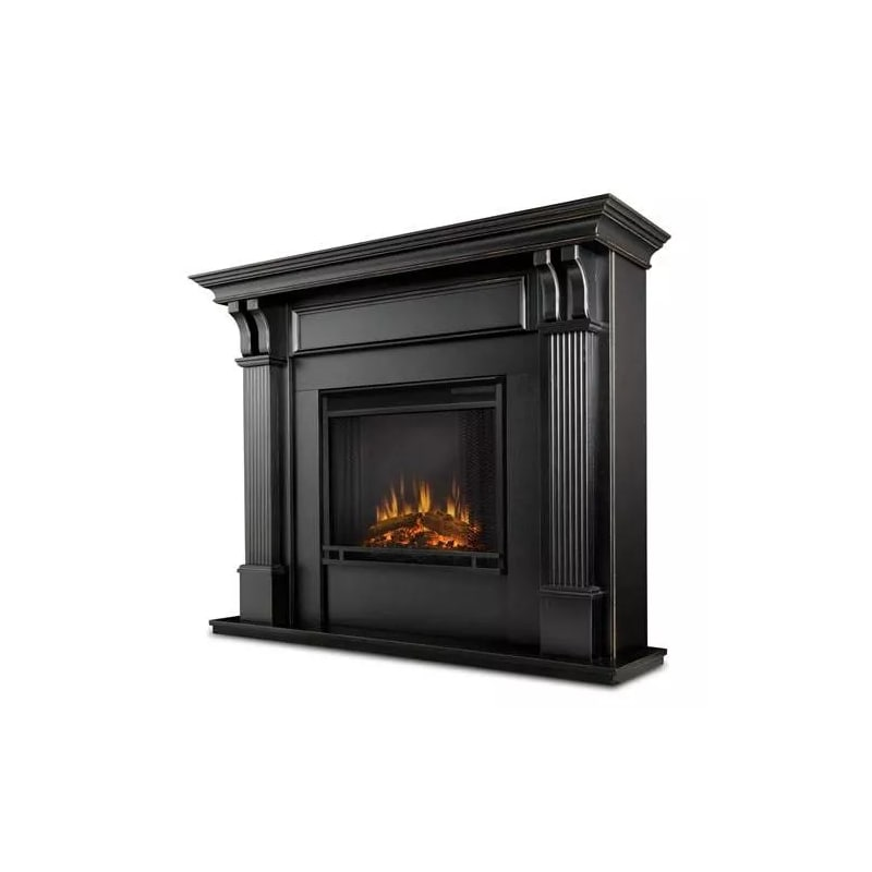 Real Flame Ashley Electric Fireplace - 7100E : real flame electric fireplace : Electric Fireplace