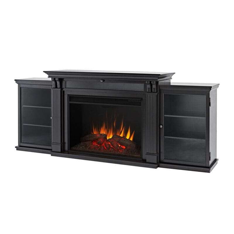 Electric Fireplace tv console with electric fireplace : Fireplace TV Stands | Electric Fireplace Entertainment Centers