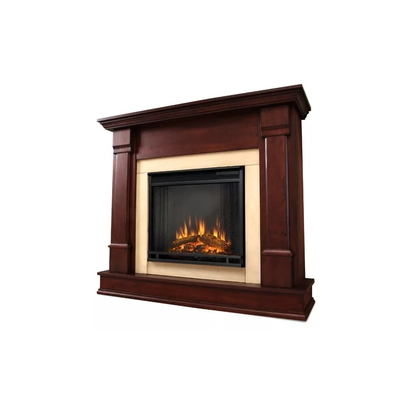 Electric Fireplace real flame electric fireplace : Real Flame Silverton Electric Fireplace