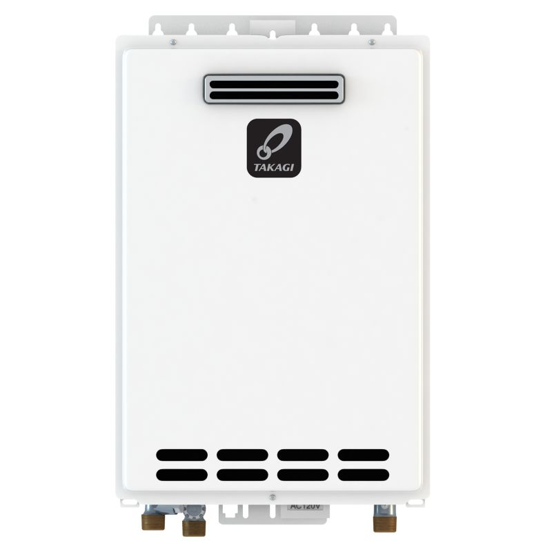 Takagi T-KJr2-OS-LP Outdoor Tankless Water Heater, Propane