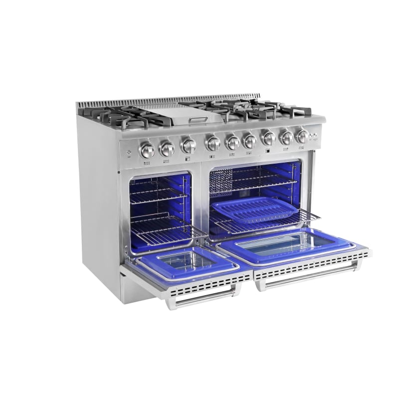 Thor Kitchen Ranges Cooking Appliances Hrg4808u
