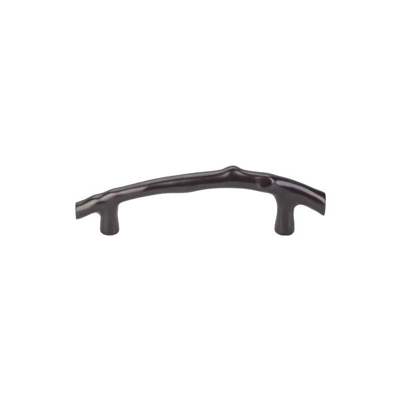 Top Knobs M1347 Medium Bronze Twig 5 Inch (128 Mm) Center To Center Branch  Designer Cabinet Pull From The Aspen Series   PullsDirect.com