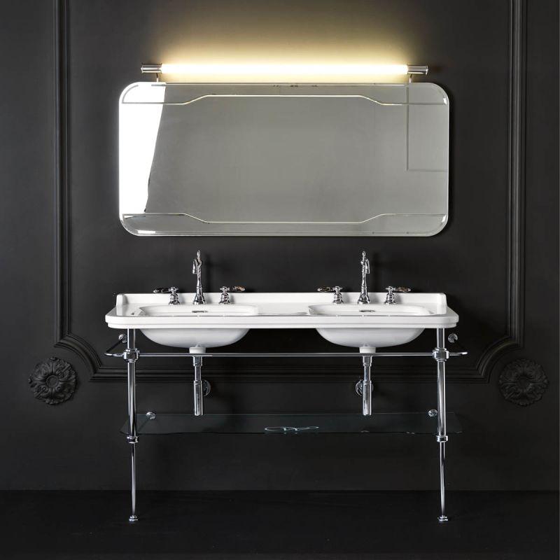 Uncategorized Console Sink With Chrome Legs Best Uncategorized Console Sink  With Metal Legs Trendy Bathroom Pict