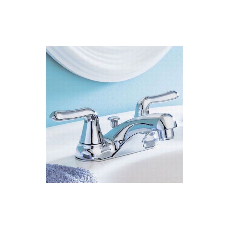 American Standard 2275.509.002 Polished Chrome Colony Centerset ...
