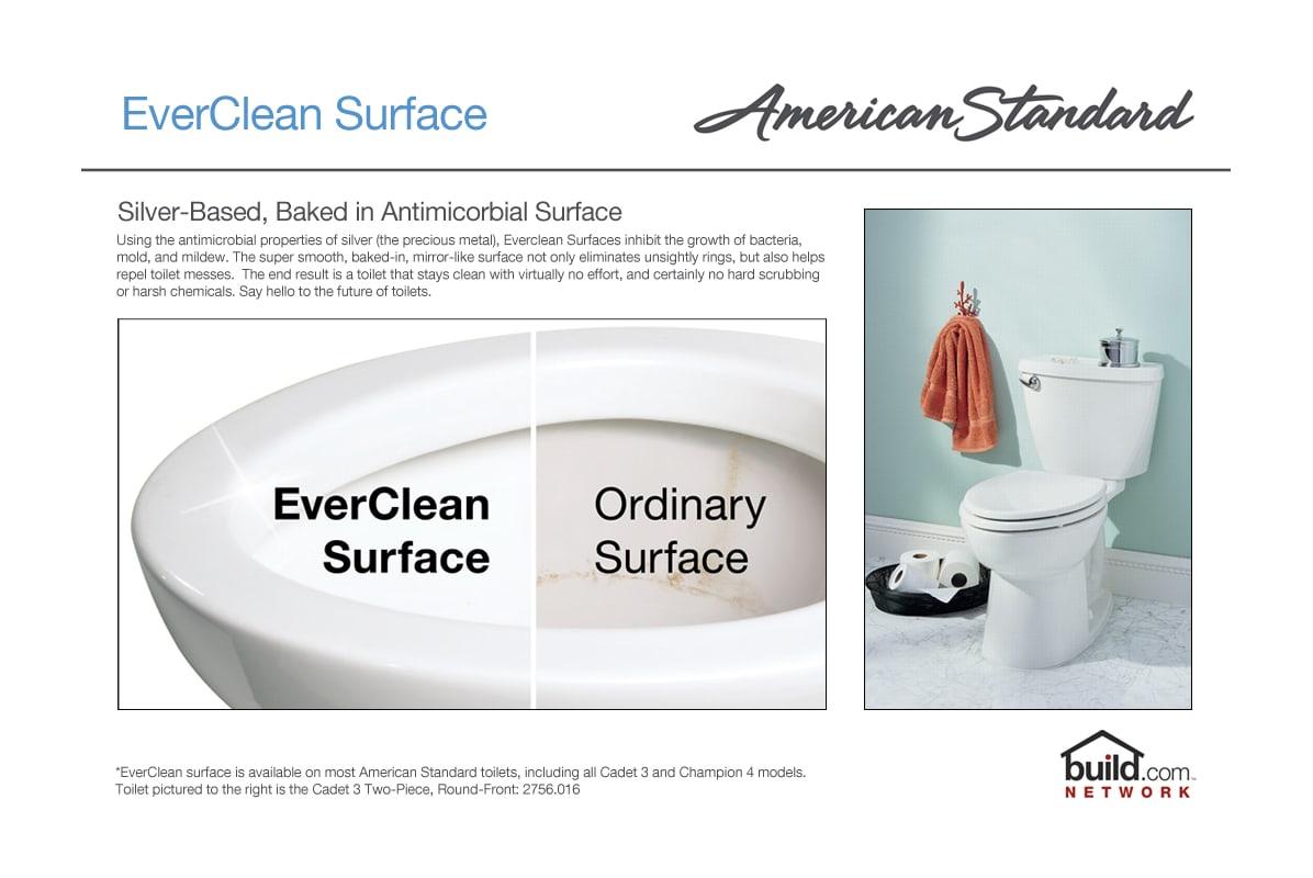 American Standard Toilet Fixture - 2383.010