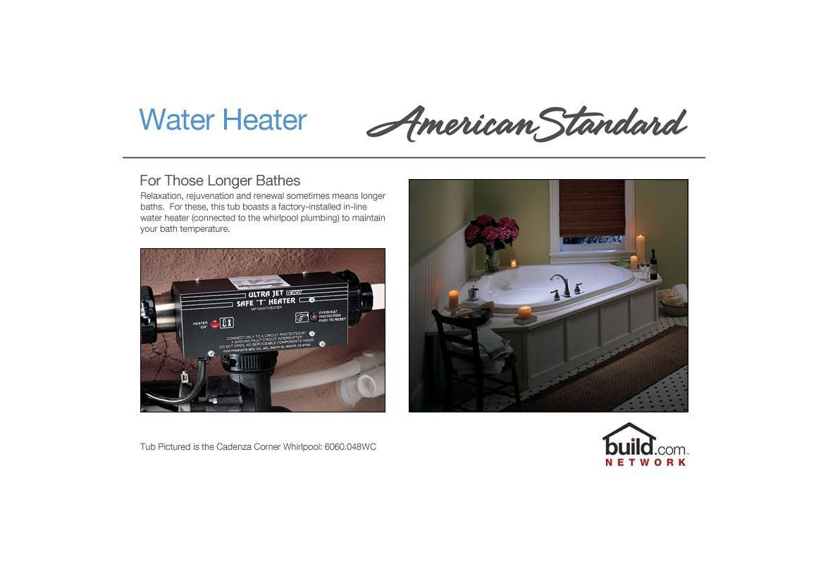 American Standard 2742.068C.020 White Town Square 71-1/2\