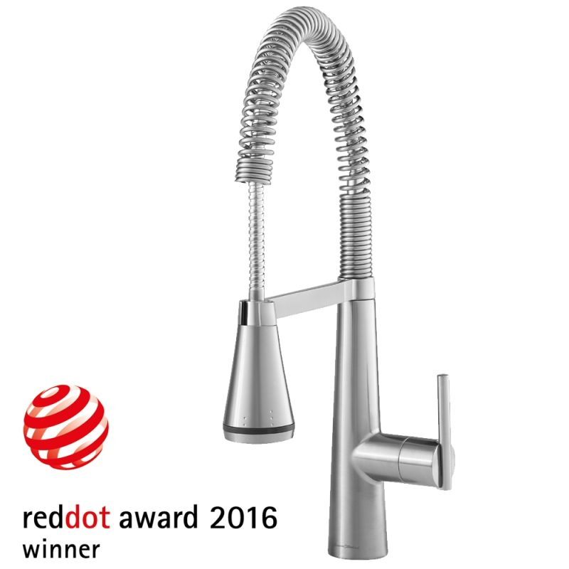 American Standard 4932.350.002 Polished Chrome Edgewater Pre-Rinse ...