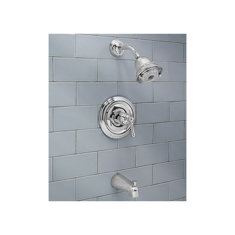 American Standard T420.502.295 Satin Nickel Portsmouth Tub and ...
