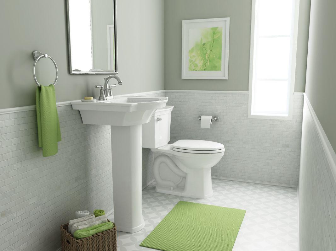 American Standard 0900.100.020 White Estate 24\