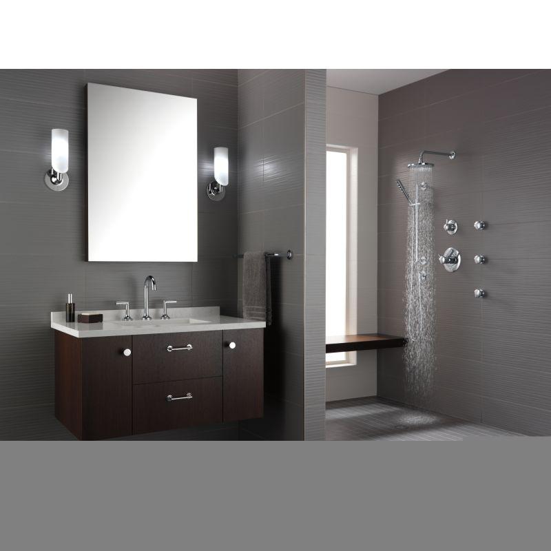 Bon Brizo 65375LF BN Brilliance Brushed Nickel Odin Widespread Bathroom Faucet    Includes Lifetime Warranty   Less Drain Assembly   Faucet.com