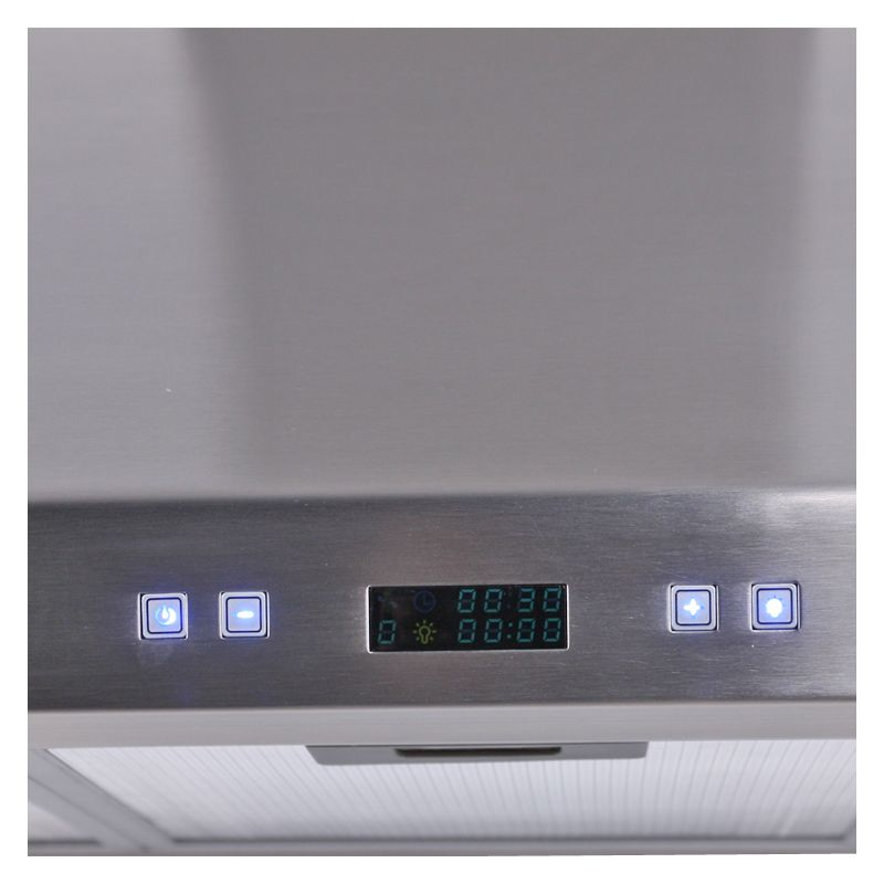 Cavaliere Euro SV218B2 30 Stainless Steel 900 CFM 30 Inch Wide Stainless  Steel Wall Mounted Range Hood With Halogen Lighting From The 218 Collection  ...