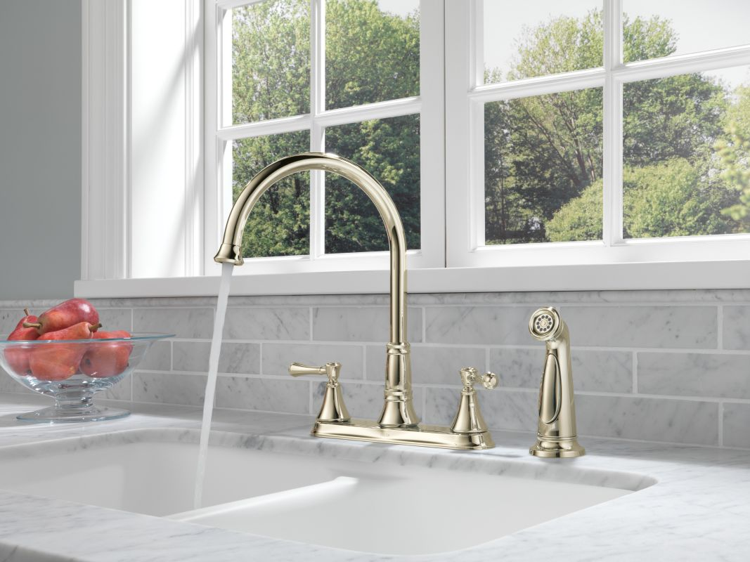 kitchen control faucet best beautiful blog delta house of gooseneck with valve single remote harmony cassidy monterrey