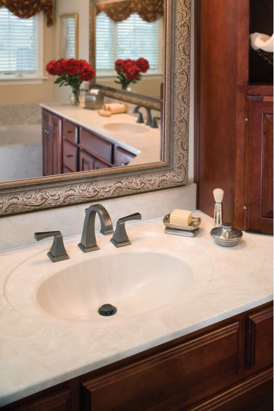 Delta 3551lf Cz 75124 75150 Champagne Bronze Dryden Bathroom Package Including Widespread Sink Faucet With Drain Embly