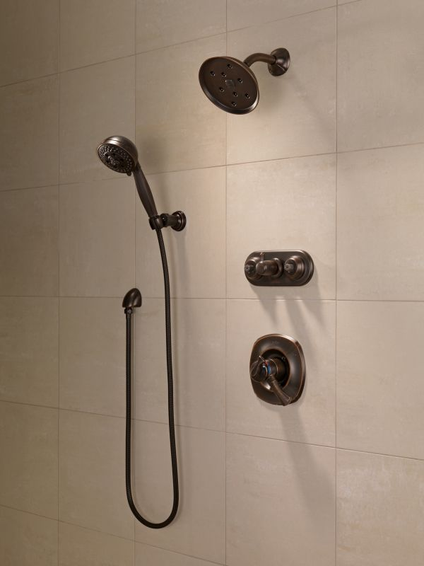 Luxury Delta Shower Bar Systems