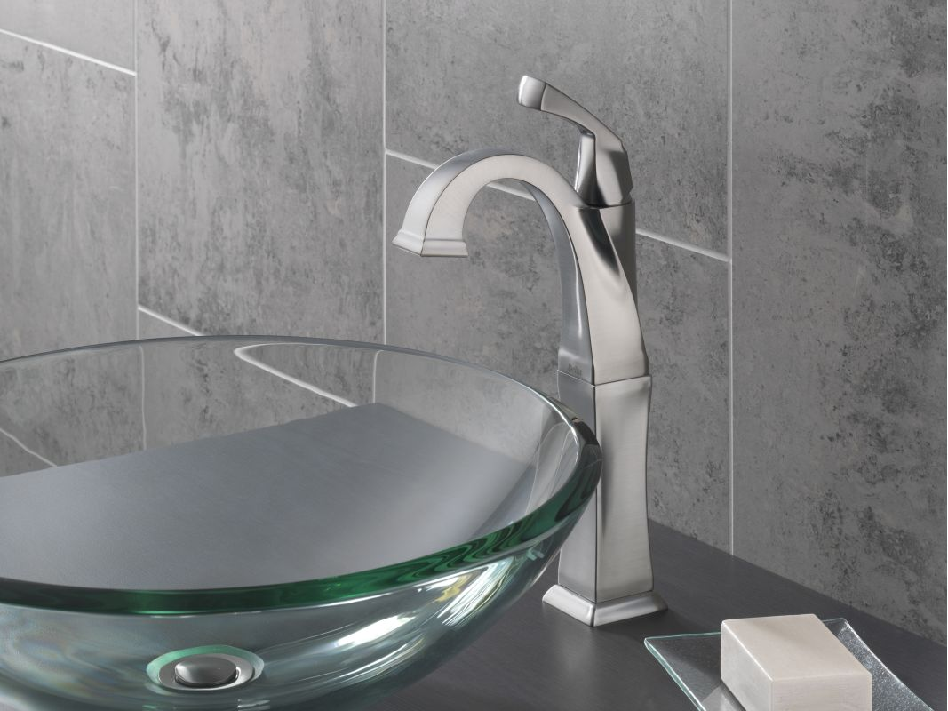 Delta 751 Pn Dst Brilliance Polished Nickel Dryden Single Hole Gallery Video Collection Pdf Filter Showing Sink Faucets