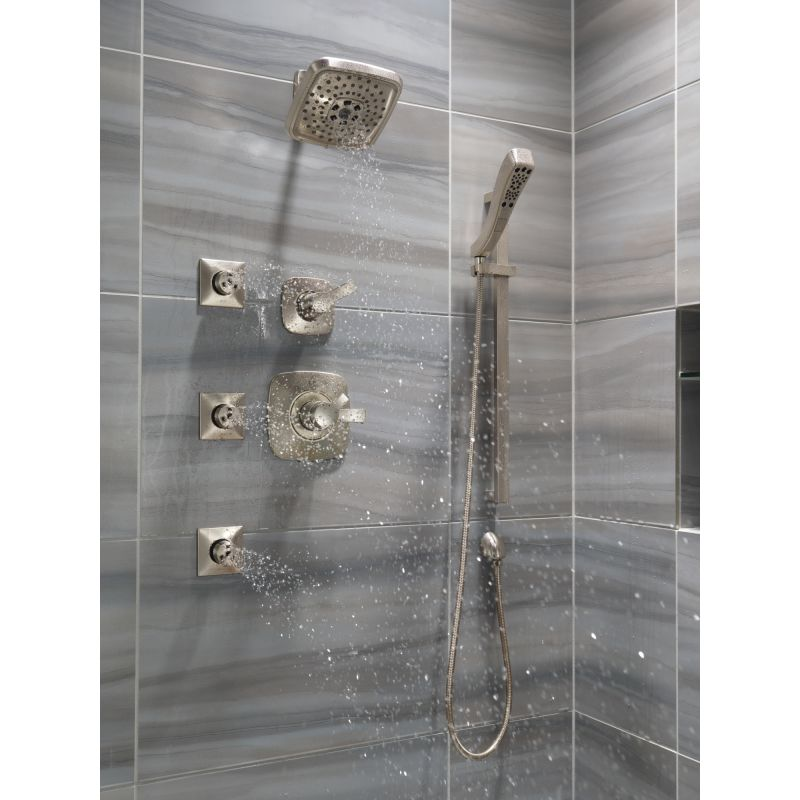 monitor chrome control with series and systems slide delta head shower volume bar system hand includes dss tub vero pressure balanced
