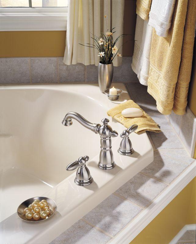 Delta T2755-RBLHP Venetian Bronze Victorian Roman Tub Faucet Trim ...