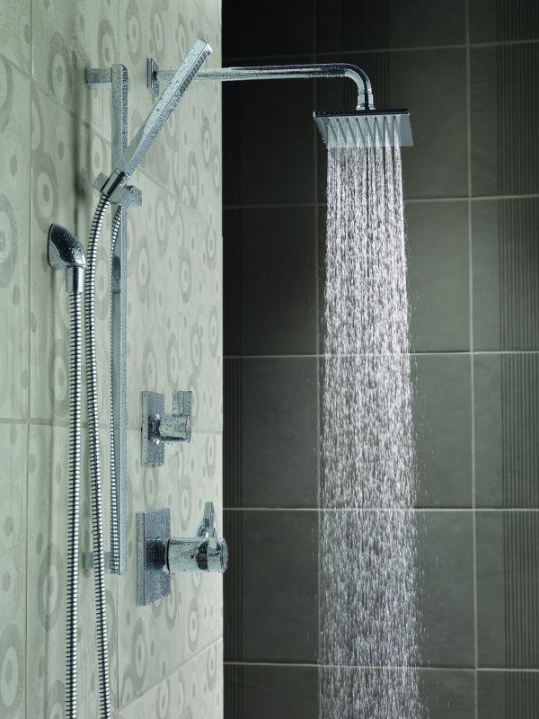 Delta Vero TempAssure Shower Package RB Venetian Bronze With Diverter Trim,  Shower Head, Slide Bar Hand Shower, 2 Body Sprays, And Wall Supply    Faucet.com