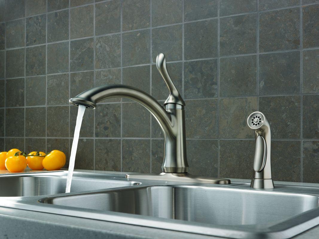Moen Kitchen Faucet Warranty Delta Kitchen Sink Faucet Warranty House Decor