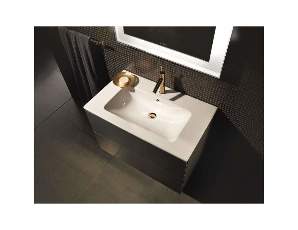 Duravit Bathroom Sink Duravit 0719450000 White Me By Starck 17 3 4 Ceramic Wall Mounted