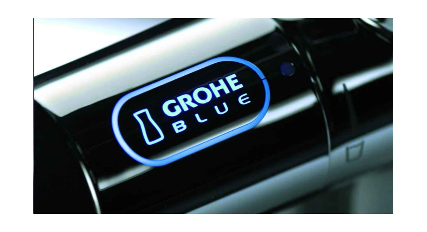 Grohe Blue Alternative grohe 31312000 starlight chrome grohe blue kitchen faucet with