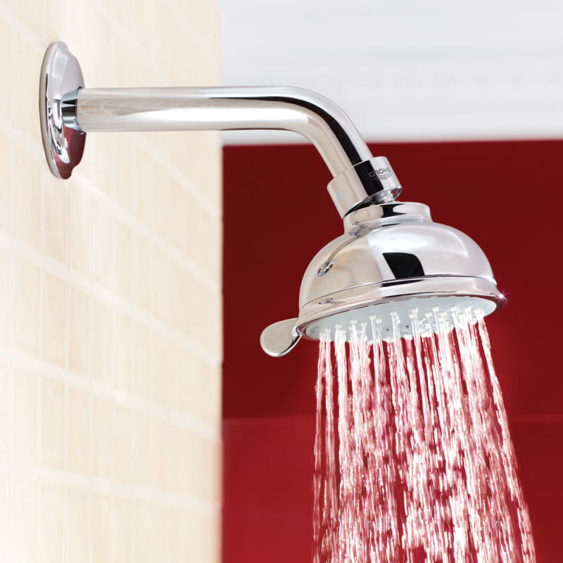 Modern Grohe Kiwa Shower Head Motif - Luxurious Bathtub Ideas and ...
