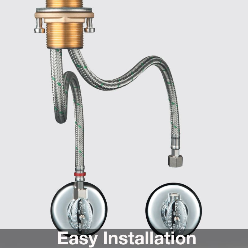 Hansgrohe 04286000 Chrome Talis S Pull-Down Prep Faucet with High ...