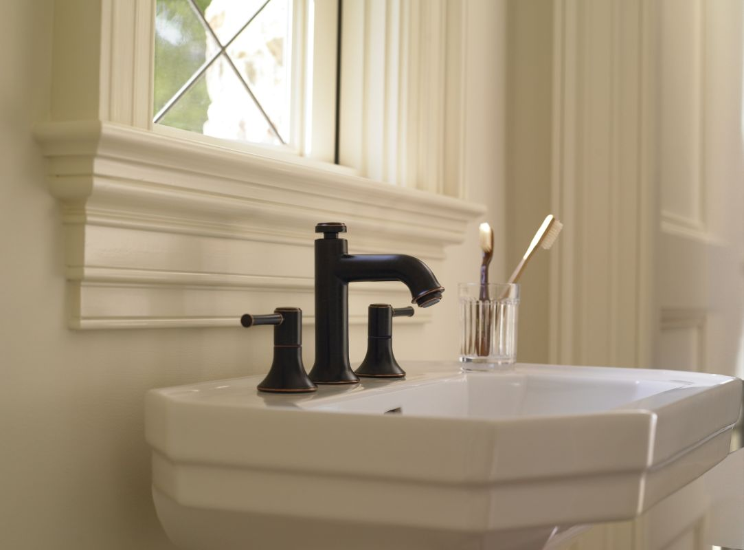 Hansgrohe 14113821 Brushed Nickel Talis C 1.2 GPM Widespread ...