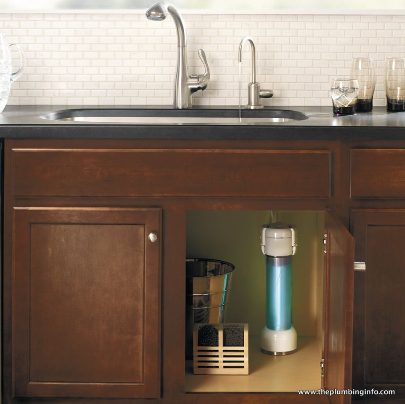 Hansgrohe 04300000 Chrome Allegro E Cold Only Beverage Faucet - Less ...