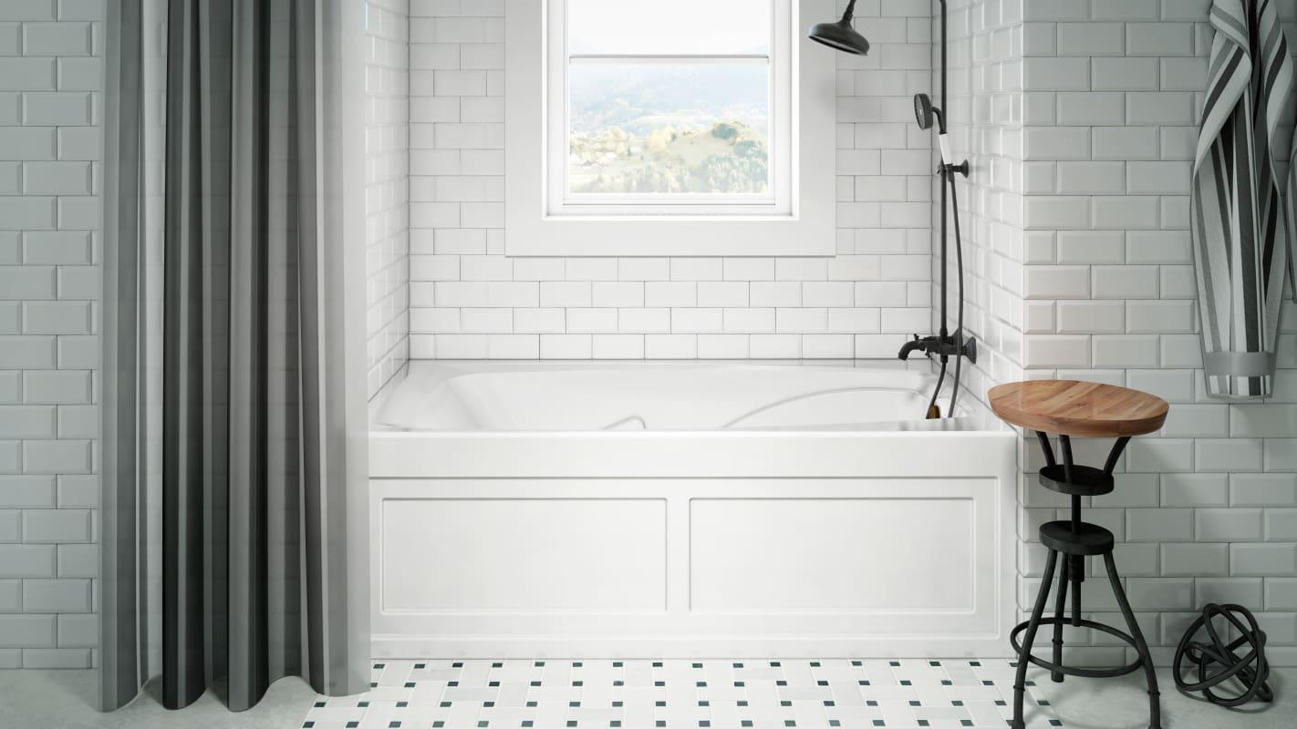 60 X 36 Bathtub Surround - Bathtub Ideas