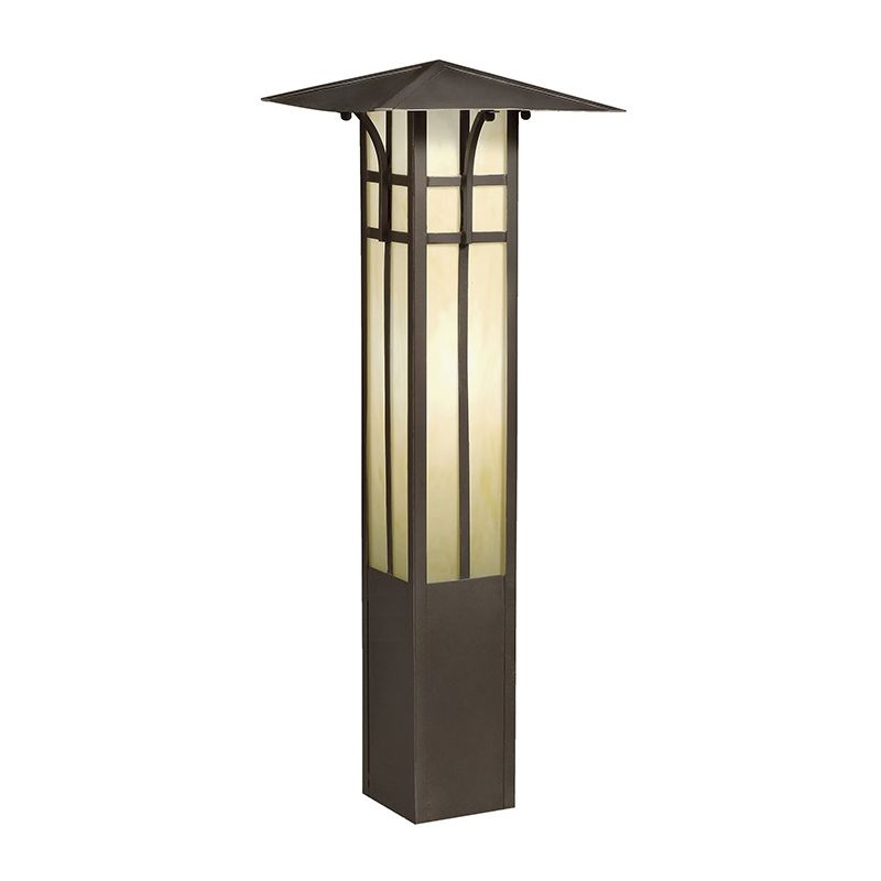 Kichler 15458oz Mission Bollard 1625w Low Voltage Ambient Path
