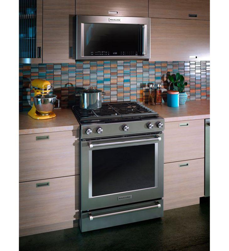 Kitchenaid Gas Stoves kitchenaid ksdb900e - build
