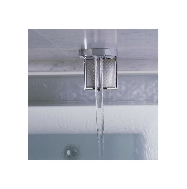 Kohler K-922-CP Polished Chrome Laminar Wall or Ceiling Mounted Tub ...