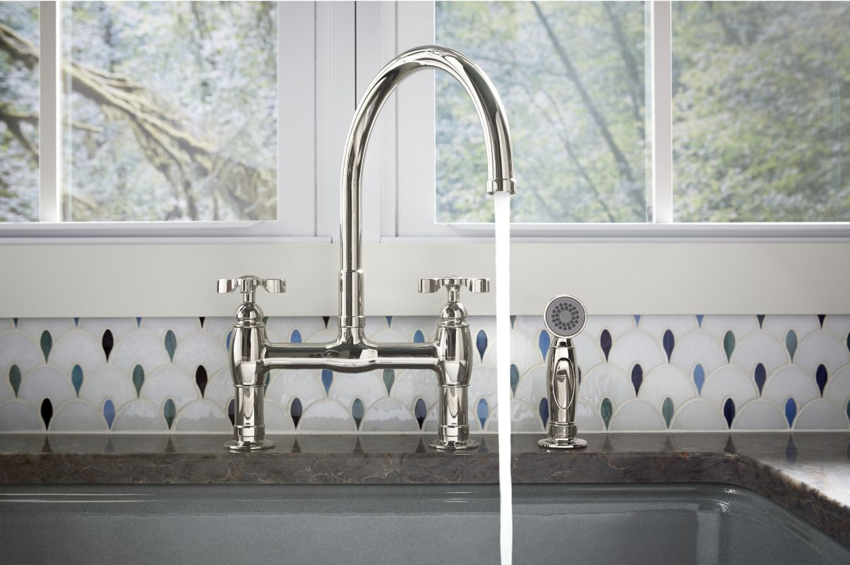 Kohler Bridge Faucet Kitchen | Migrant Resource Network