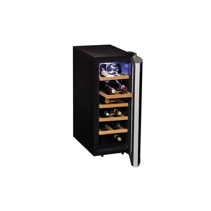 12 Bottle Wine Fridge Part - 45: Wine Cooler Direct