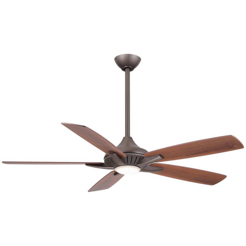 Minkaaire f1000 bn brushed nickel 52 5 blade indoor ceiling fan minkaaire f1000 bn brushed nickel 52 5 blade indoor ceiling fan with integrated led light and remote lightingdirect mozeypictures Choice Image