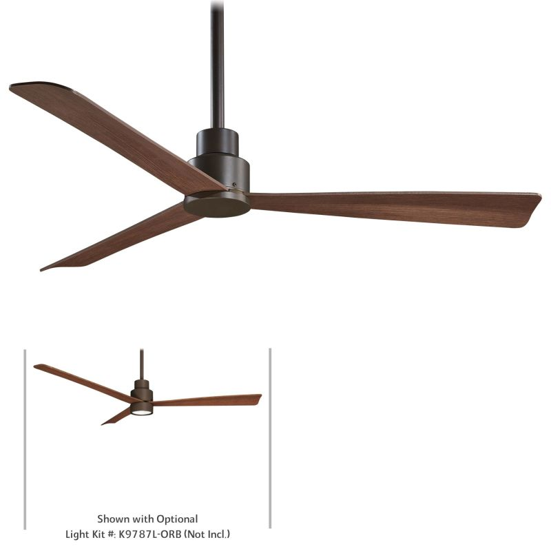 Minka aire outdoor ceiling fans photos house interior and fan minka aire f581 whf gauguin 52 4 blade 1 light indoor outdoor aloadofball Images