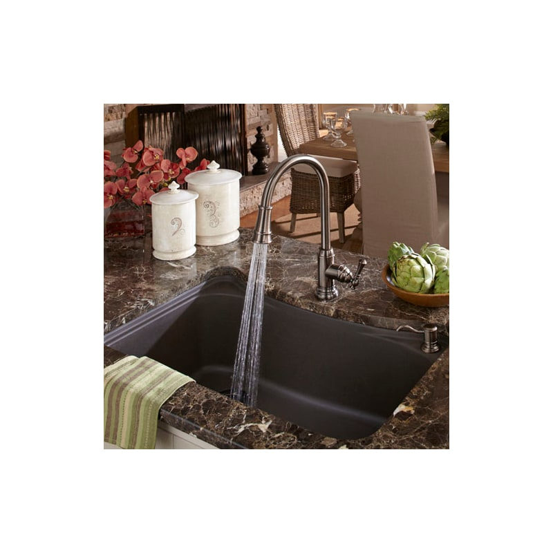 Mirabelle MIRXCAM100ORB Oil Rubbed Bronze Amberley Pullout Spray ...