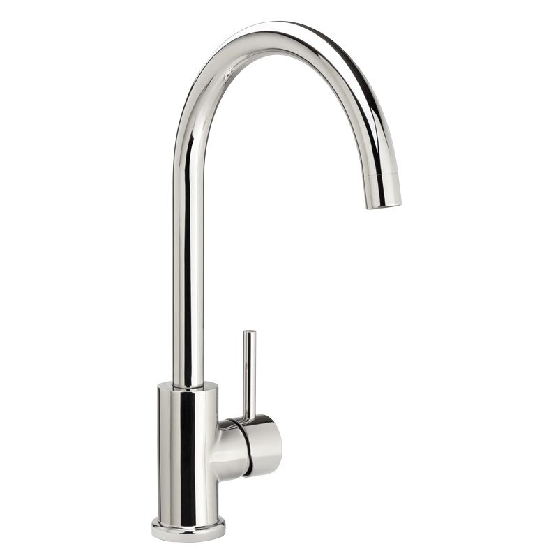 Miseno MK003-B Brushed Stainless Bar / Prep Faucet (Solid T304 ...