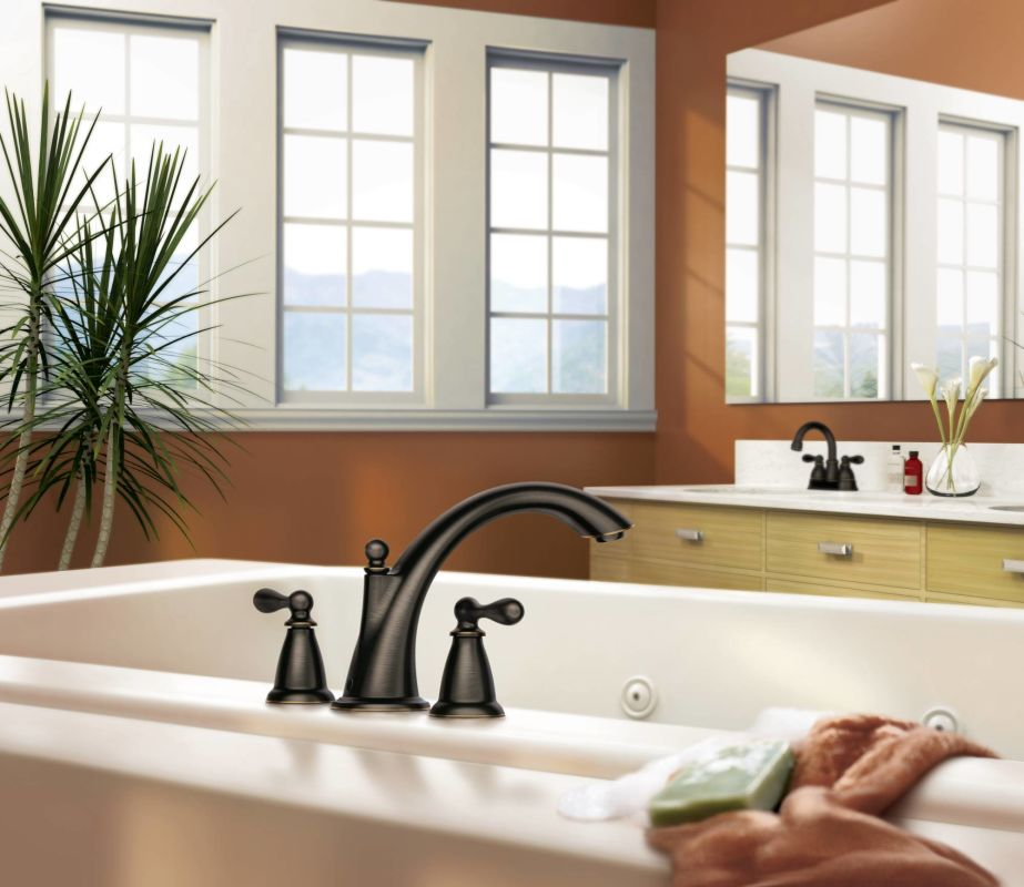 roman tub. Moen 86440 Chrome Deck Mounted Roman Tub Faucet Trim from the Caldwell  Collection Valve Included FaucetDirect com