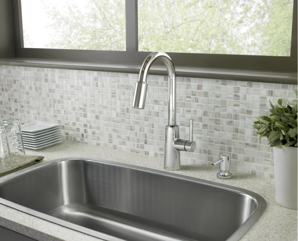 Moen Kitchen Sink Soap Dispenser. All Images With Moen Kitchen Sink ...