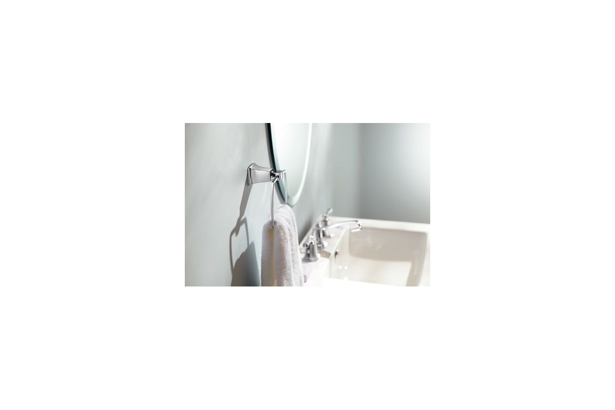 Moen 84820 Chrome Double Handle Widespread Bathroom Faucet from the ...
