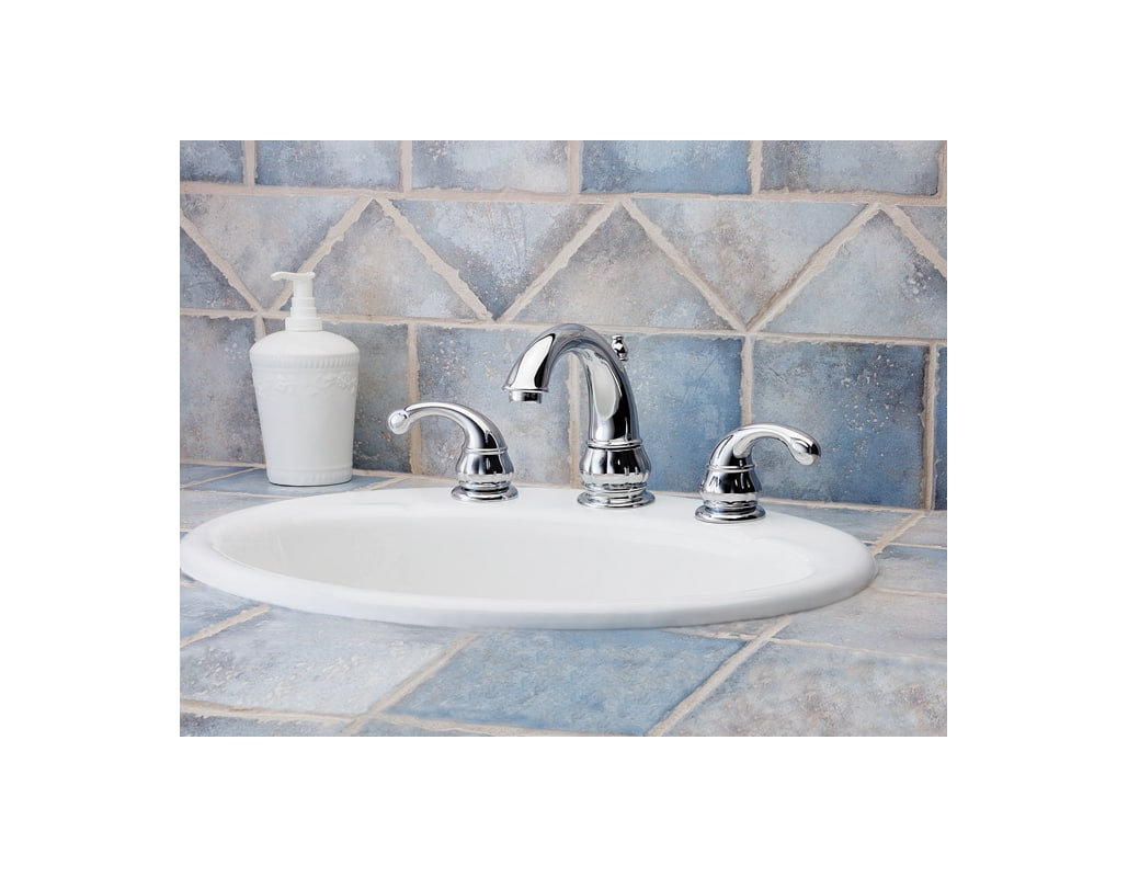 Pfister F 049 Dk00 Brushed Nickel Treviso Widespread Bathroom Sink Faucet Parts Diagram For