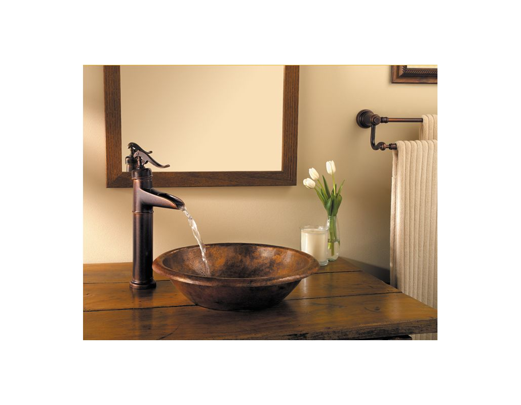Pfister GT40 YP0K Brushed Nickel Ashfield Single Hole Bathroom Faucet Less  Drain Assembly   Faucet.com