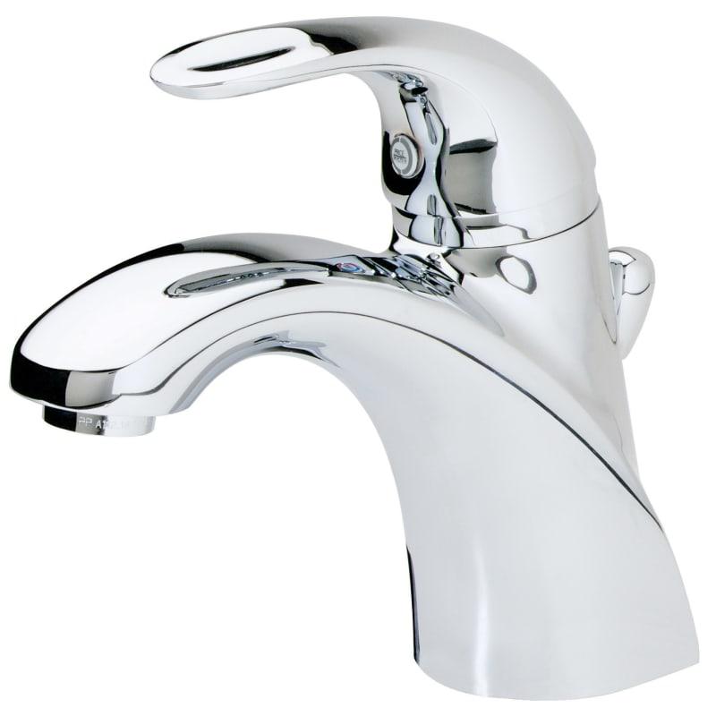 Pfister T42-AMFK Brushed Nickel Parisa Single Hole Bathroom Sink ...